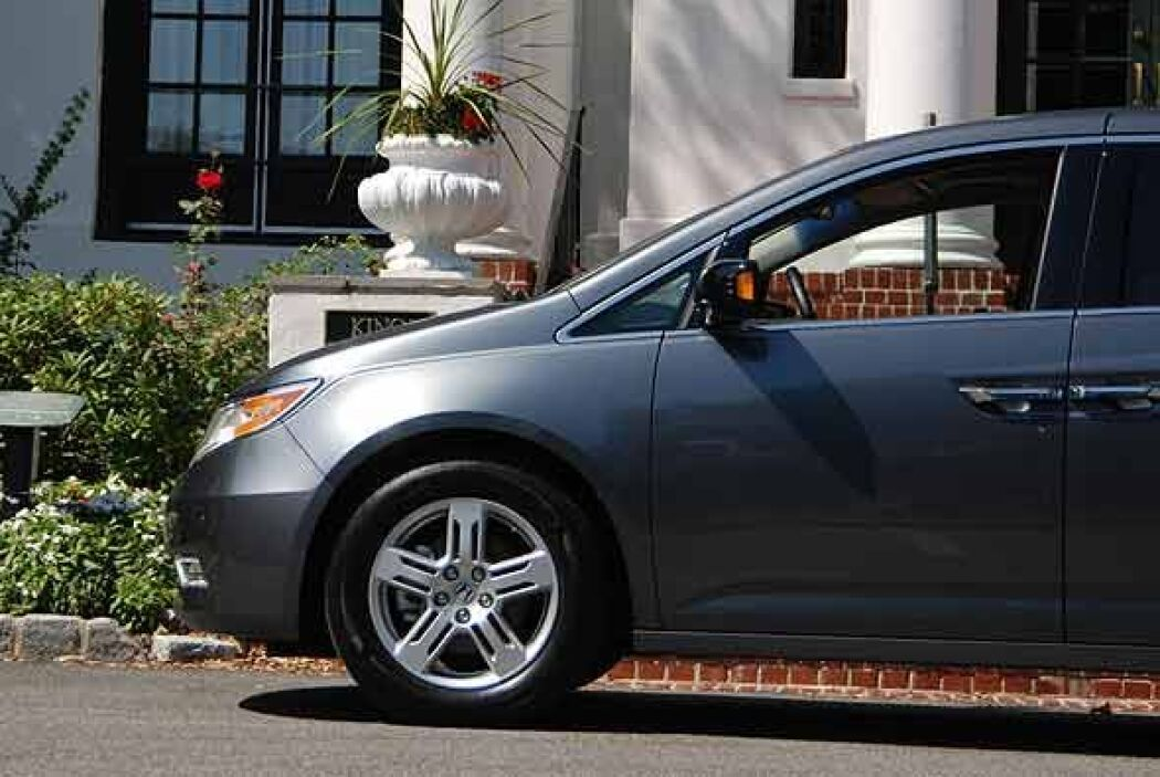 Esta nueva Odyssey busca mantenerse al tope de las minivans más vendidas...