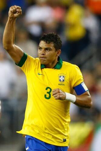 Thiago Silva: El defensor de la selección amazónica es el corazón de la...