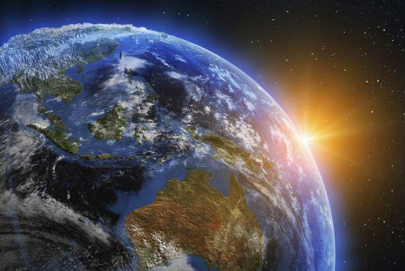 La Tierra lleva este nombre por Terra, la diosa de la feminidad y fecund...