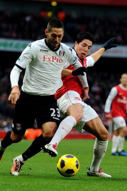Dempsey luchó pero no pudo torcer el marcador y surfió con la derrota de...