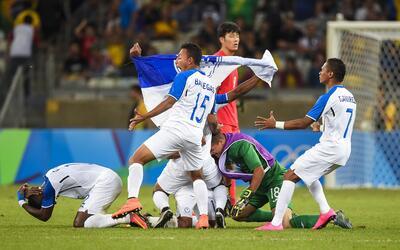 Honduras derrotó 1-0 a Corea del Sur