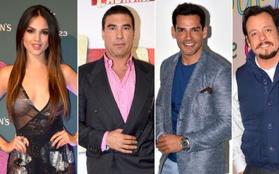 Estos actores han protagonizado tremendos pleitos en las telenovelas.