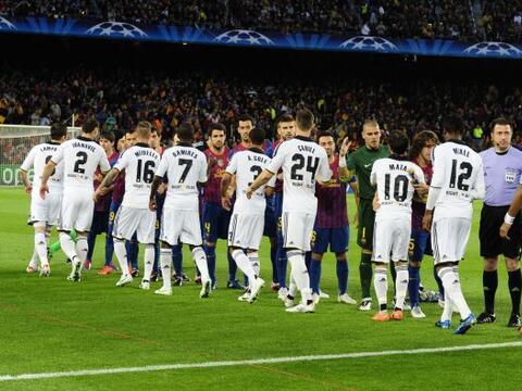 Barcelona recibió al Chelsea en la segunda semifinal de la Champi...