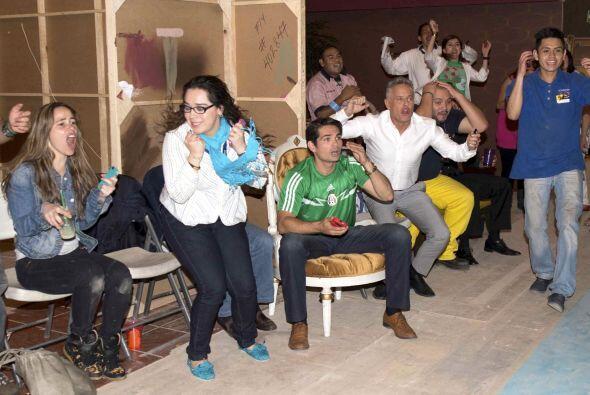 Alexis Ayala y Ferdinando Valencia Todo sobre el Mundial de Brasil 2014.