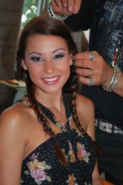 Y Nuestra Belleza Latina 2011, Nastassja Bolívar también.