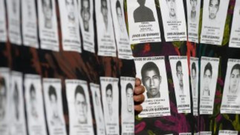 En el país existen más de 22.000 desaparecidos desde 2006.