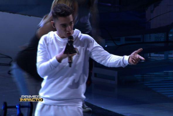 El cantante Maluma se presentara por primera vez en los Latin Grammys co...