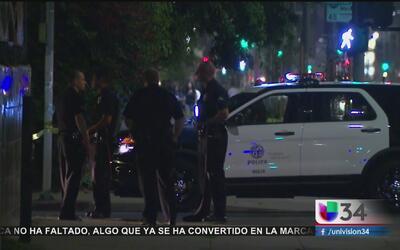 Aumentan crímenes violentos en Los Angeles