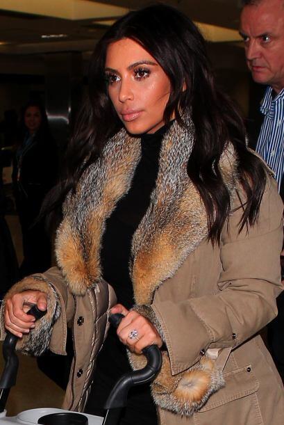 Tensión entre las medias hermanas Kardashian y Jenner y todo por...