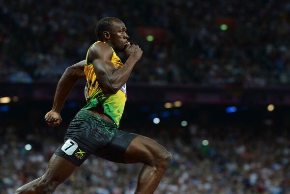 El medallista olímpico sumó tuvo de calificaciones, 10 en velocidad, 9 e...