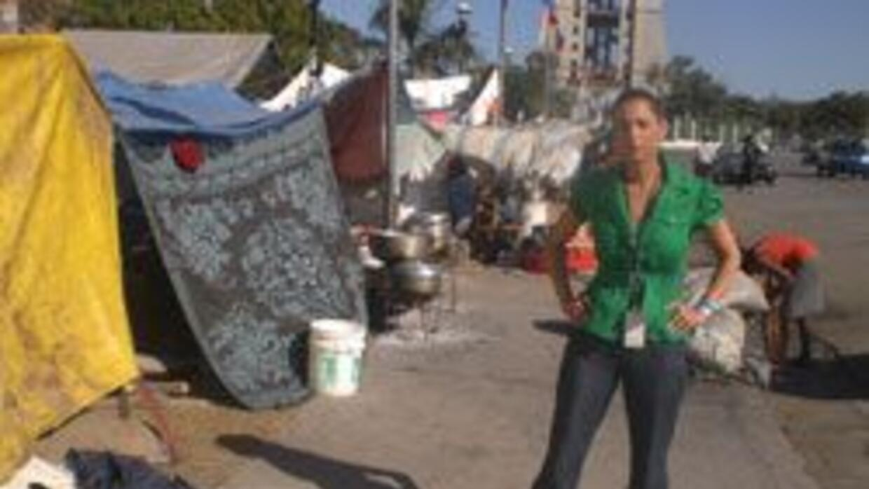 Stephen y su vivencia en Haití. Lourdes habló de su experiencia 607e0f5c...