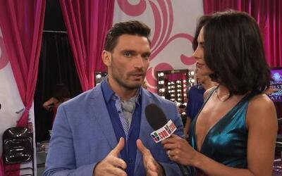 Julián Gil le va a Nataliz Jiménez en la final de Nuestra Belleza Latina