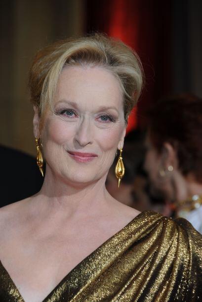 Meryl Streep: Su talento como actriz es indudable y por esa razón no tie...