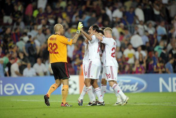 Milan se lleva un empate de España casi sin merecerlo. Ahora el partido...