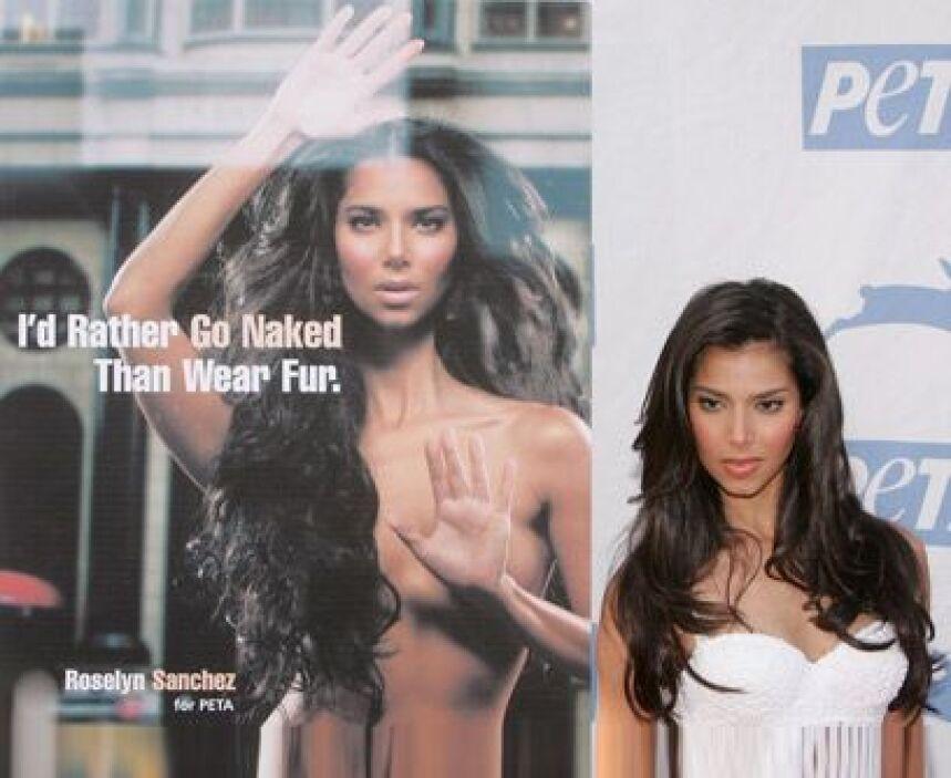 Roselyn SanchezLa sensual puertorriqueña fue la primer latina en aparece...