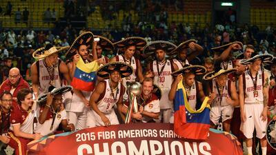 Venezuela 76-71 Argentina: Los venezolanos se coronan del Preolímpico Fi...