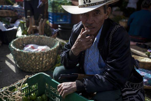 En Guatemala muchos de ellos son agricultores.