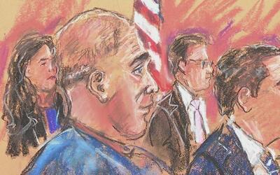 Expolicía acusado de matar a cuatro inmigrantes mexicanos comparece en C...
