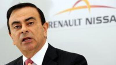 El presidente de Nissan ganó $9.8 millones
