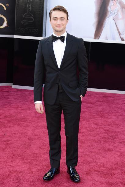 Ya no es un niño, Daniel Radcliffe ha logrado dejar de lado el pa...