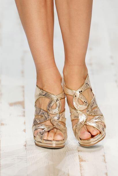 Unos buenos zapatos serán el accesorio perfecto para deslumbrar a todos...