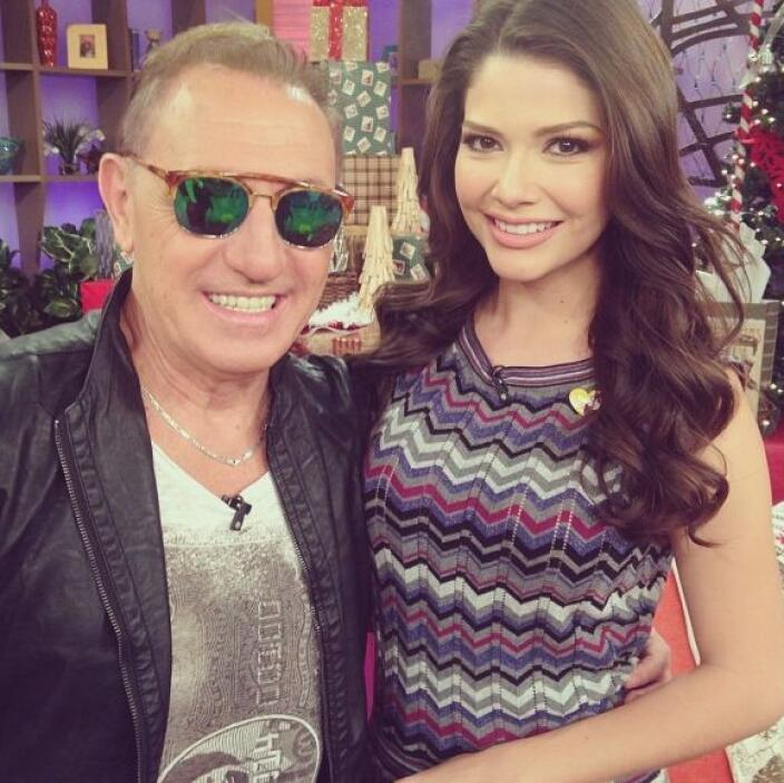 """Gran visita esta mañana en @DespiertaAmericaTv, Franco de Vita está con..."