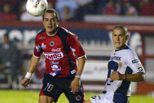 En 2004 entraron casi de rebote a la Liguilla y vencieron en cuartos de...