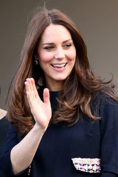 ¡Mucha suerte, Kate!