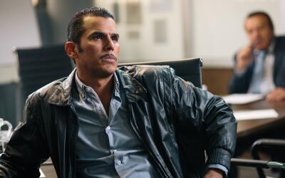 Néstor Rodulfo es 'Diego Prieto' en 'La Hermandad'.