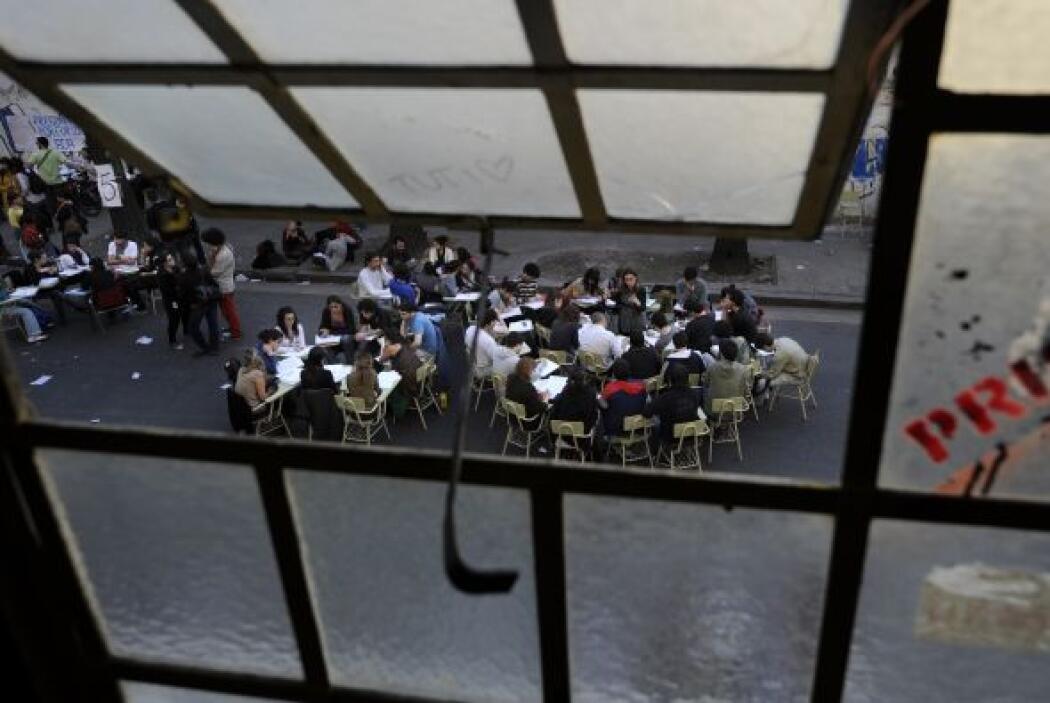 El conflicto lleva más de un mes y amenaza con generalizarse en Buenos A...