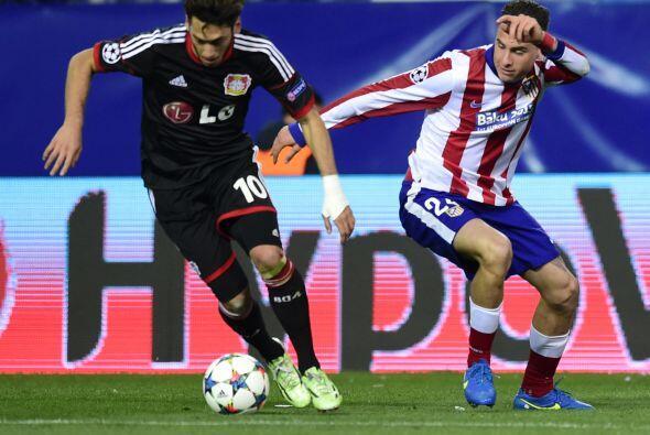 El cuadro alemán apostó por una buena defensa para mantener el marcador...