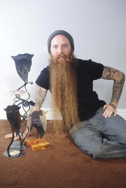 En entrevista para el sitio 'Rate my Beard', Michael confesó que...