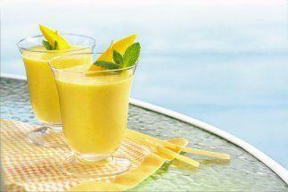 Licuado de mango: Prueba este riquísimo batido de mango dominicano, idea...