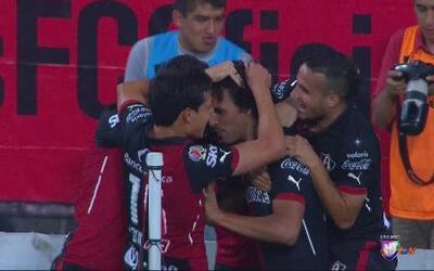 Atlas consiguió la victoria sobre Jaguares por 4-2 en el partido de la J...