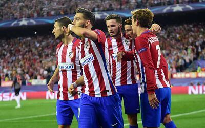 Atlético de Madrid venció 1-0 al Bayern Munich