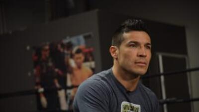 Sergio Martínez espera retirarse antes de los 40 años.