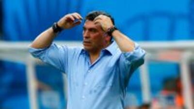 Luis Fernando Suárez no es más el técnico de Honduras.