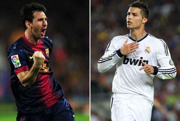 Ambos lideran a cada equipo. Reflejan el estado, la posición y el ánimo...