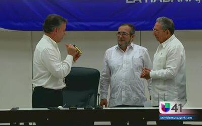 Surgen voces en Colombia contra acuerdo de paz con las FARC