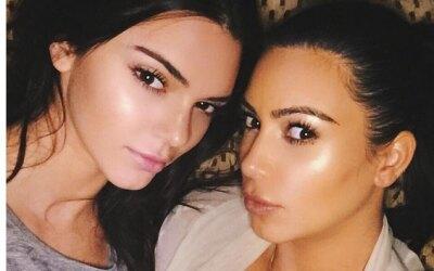 Kim Kardashian en Instagram