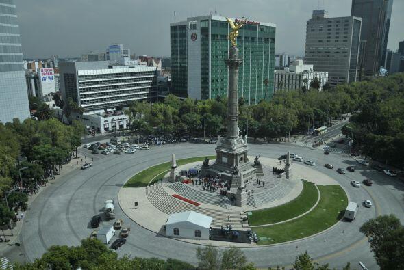 El simulacro hace parte de las actividades previstas en México para conm...