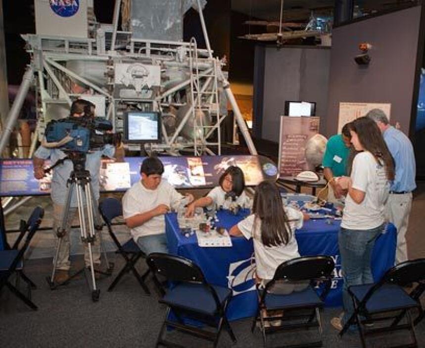 Verano de InnovaciónEste verano la NASA va a estar implementando su prog...