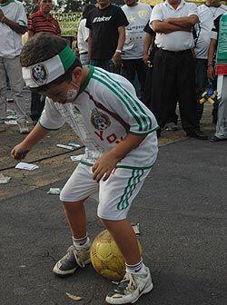 Yoyito, un niño de 6 años quien ya fue detectado por el Pa...