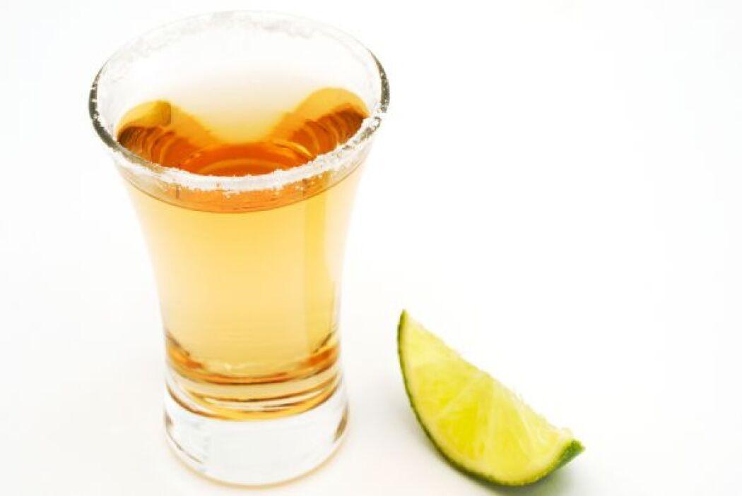 """""""Pero si se trata de algo para entrar en calor , entonces tequila (bebid..."""