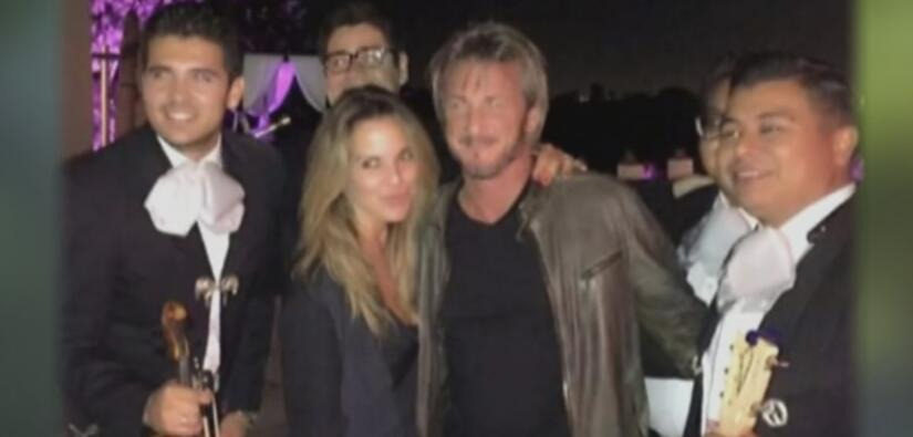 "Hermana de Kate del Castillo: ""Sean Penn la traicionó"""