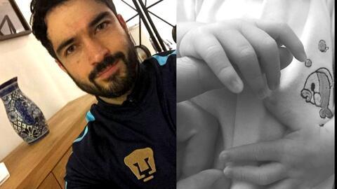 SYP Al Instante: Poncho Herrera ya es papá y comparte la primera foto ju...