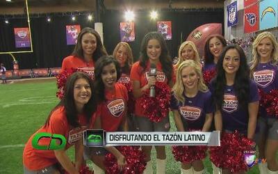 Te damos una probadita de lo que será el Tazón Latino