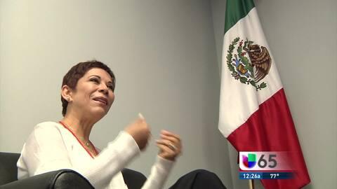 Nueva cónsul de México en Philadelphia