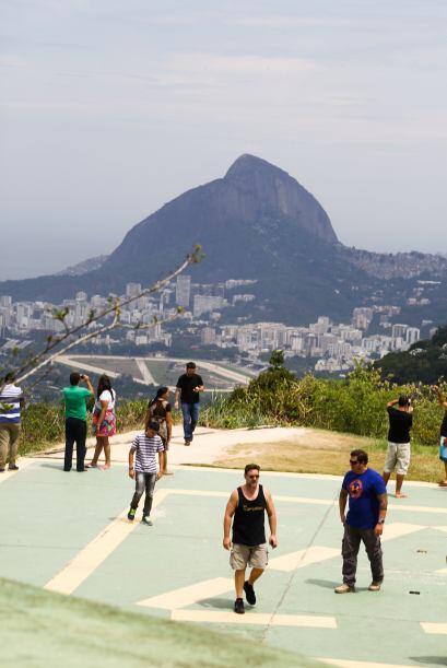 Un vistazo a todo Río.