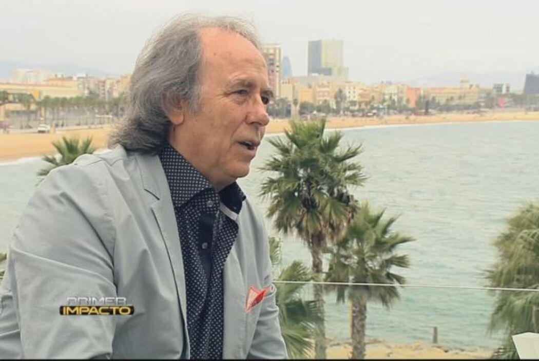En España hablamos en exclusiva con Joan Manuel Serrat acerca del tribut...